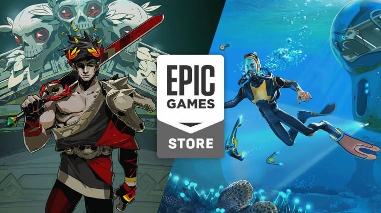 Epic Games Store - kellenek az exkluzívok, hogy változás legyen az iparban bevezetőkép
