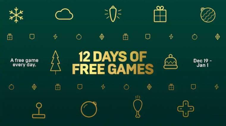 Ezt a játékot adja az Epic Games Store karácsonyi ajándékba bevezetőkép