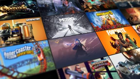Ördögi konspirációra derült fény: az Epic Games Store top 20-as listáján nem is 20 játék van kép