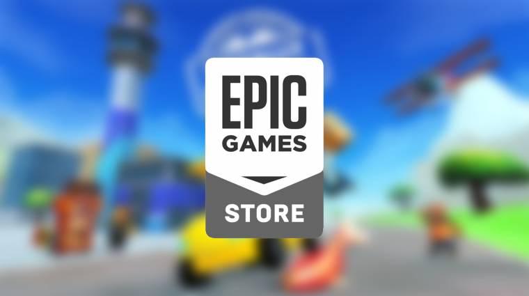 Megjelent és azonnal ingyenes lett egy játék az Epic Games Store-ban bevezetőkép