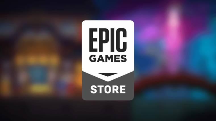 Nem a Grand Theft Auto V az Epic Games Store e heti ingyenes játéka bevezetőkép