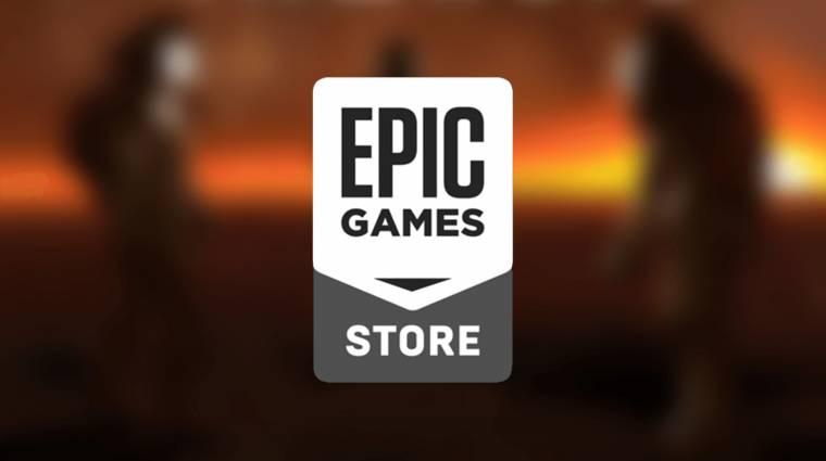 Két játékot ad most ajándékba az Epic Games Store bevezetőkép