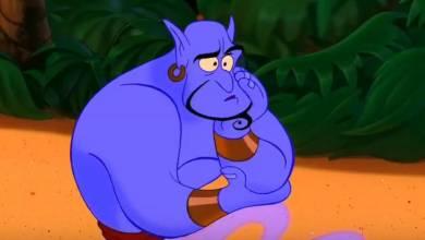 Aladdin - ilyen lesz Will Smith Dzsinnként