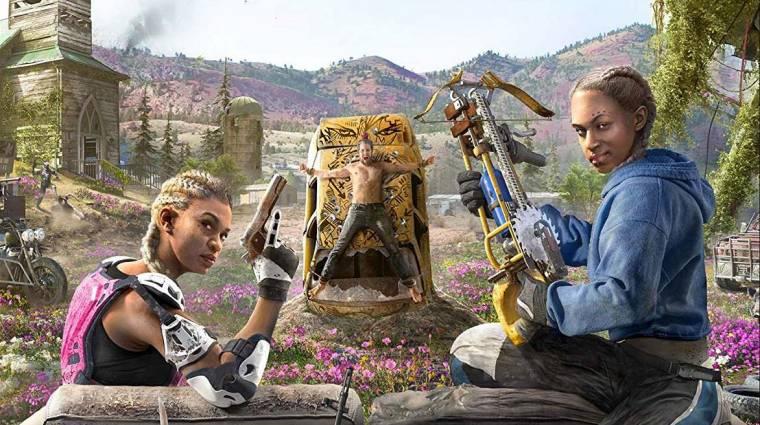 Far Cry New Dawn - ráhangol az őrületre a launch trailer bevezetőkép