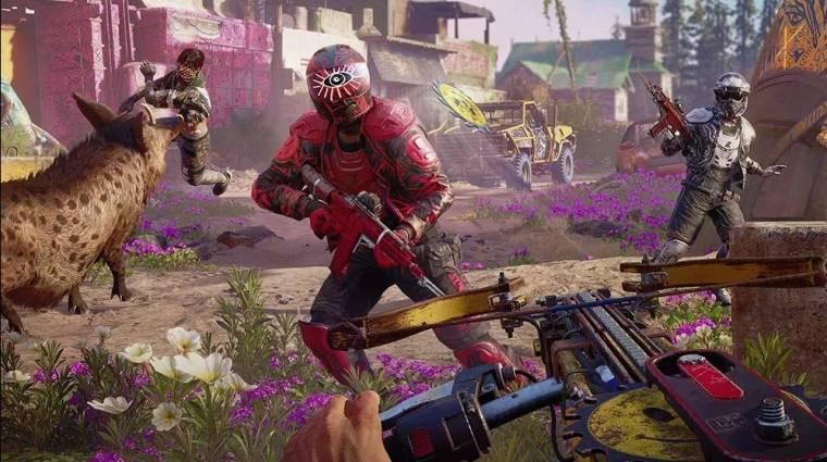 The Game Awards 2018 - ilyen lesz a Far Cry New Dawn bevezetőkép