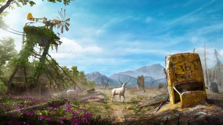 Far Cry: New Dawn tesztek - senkit nem mosott el igazán bevezetőkép