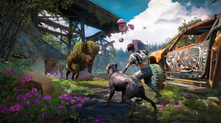 Far Cry: New Dawn - íme a játék első 20 perce bevezetőkép
