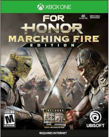 For Honor: Marching Fire kép