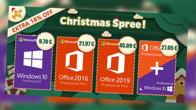 Szeretnél kedvezményes áron Windows 10-et karácsonyra?