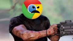 Az új Chrome kíméletlenül blokkolja az átverős hirdetéseket kép
