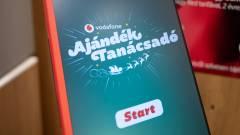 Itt a Vodafone virtuális asszisztense kép