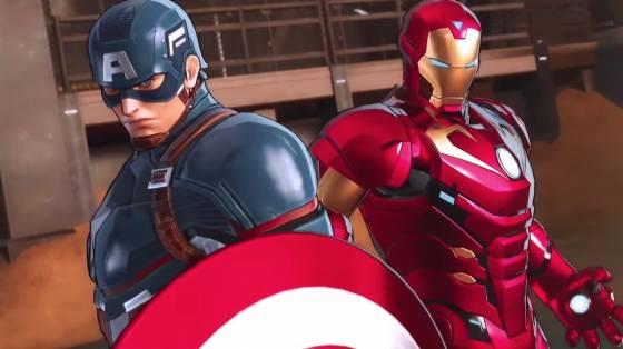 Marvel Ultimate Alliance 3: The Black Order infódoboz
