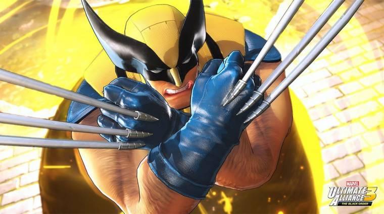 Marvel Ultimate Alliance 3 - így kaszabol majd Rozsomák bevezetőkép