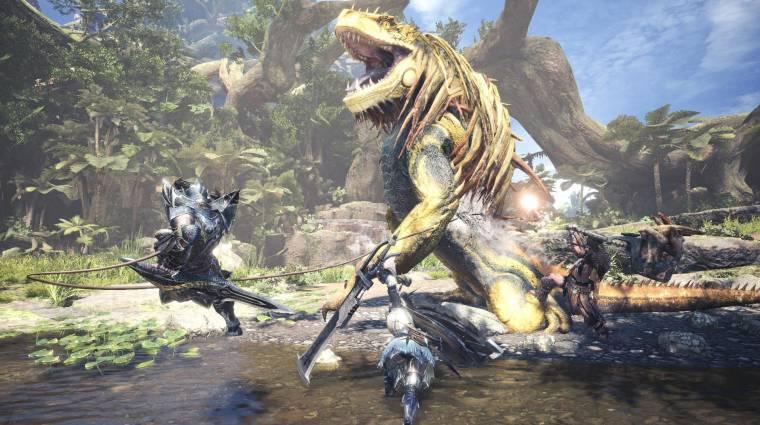 Monster Hunter World - kiderült, meddig kell várni a PC-seknek az Iceborne-ra bevezetőkép