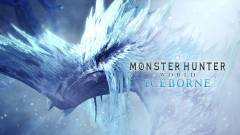 Gamescom 2019 - új trailerek érkeztek a Monster Hunter World: Iceborne-hoz is kép
