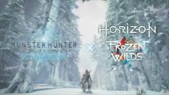 Monster Hunter World: Iceborne - újra feltűnik a játékban a Horizon: Zero Dawn hősnője kép