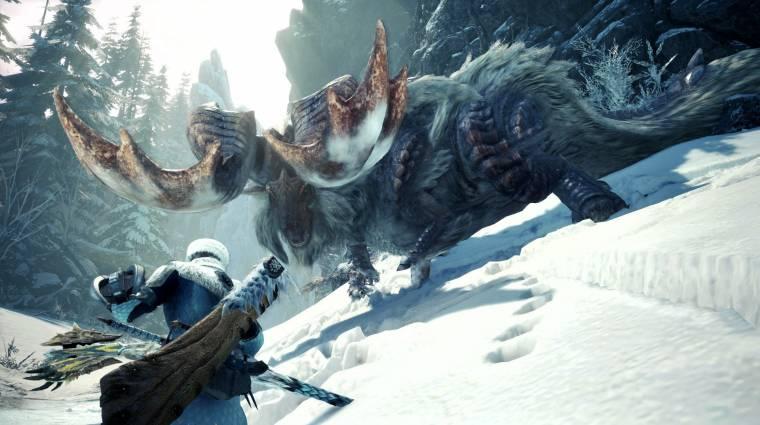 Törölheti Monster Hunter: World mentéseinket a PC-s Iceborne kiegészítő bevezetőkép