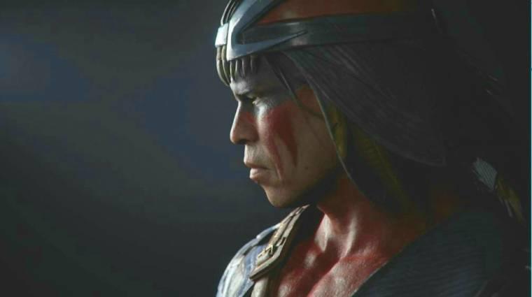 Mortal Kombat 11 - Nightwolf sem lesz túl barátságos bevezetőkép