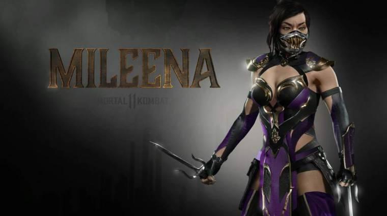 Mortal Kombat 11 - mégis van remény Mileena visszatérésére? bevezetőkép