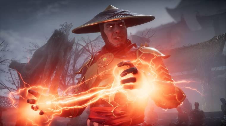 Mortal Kombat 11 - a sztori trailer alapján ki sem találnád, hogy ez egy verekedős játék bevezetőkép