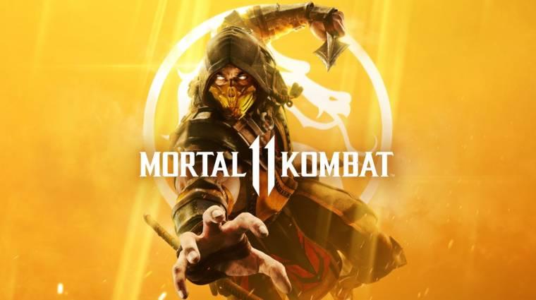 Mortal Kombat 11 - késhet a switches változat bevezetőkép