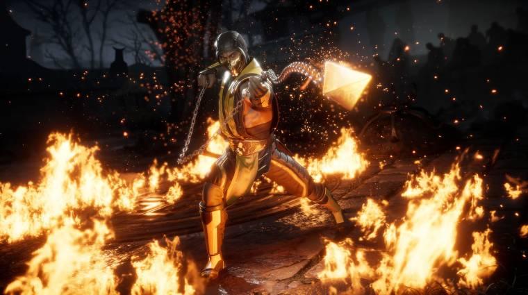 Mortal Kombat 11 - új képeken az eddig bejelentett karakterek bevezetőkép