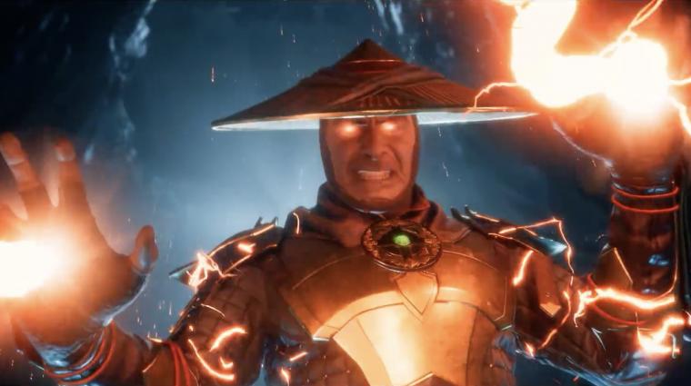 Mortal Kombat 11 - Christopher Lambert is feltűnik az új reklámban bevezetőkép