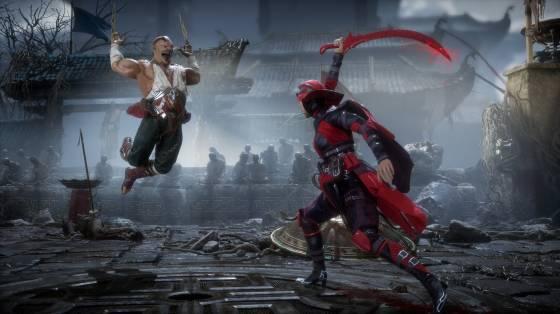 Mortal Kombat 11 infódoboz