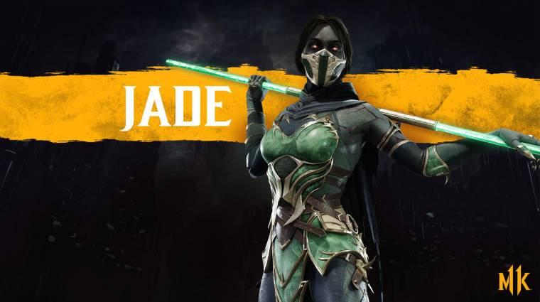 Mortal Kombat 11 - Jade is játszható karakter lesz bevezetőkép