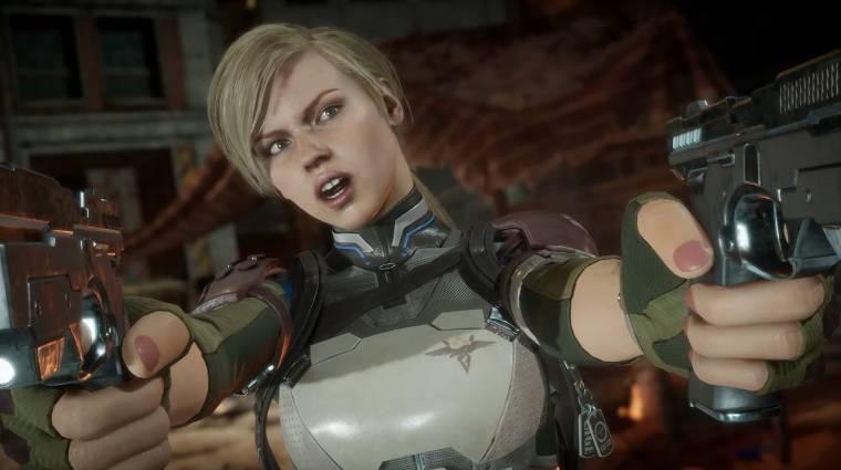 Mortal Kombat 11 - ingyen kipróbálhatjuk a hétvégén, de nem minden platformon bevezetőkép