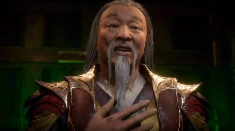 Ilyen a Mortal Kombat 11 belső nézetből bevezetőkép