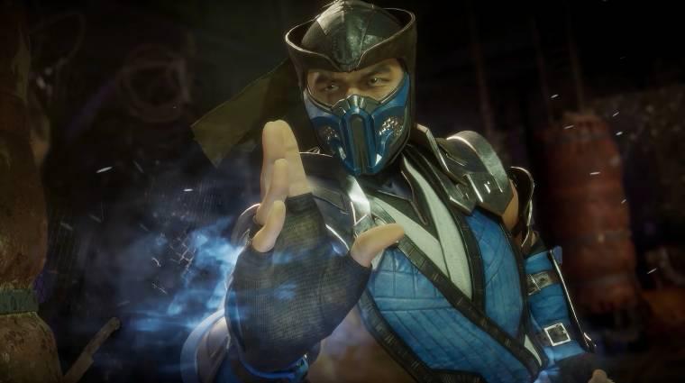 Mortal Kombat 11 - egy glitch segítségével készültek ezek a látványos háttérképek bevezetőkép