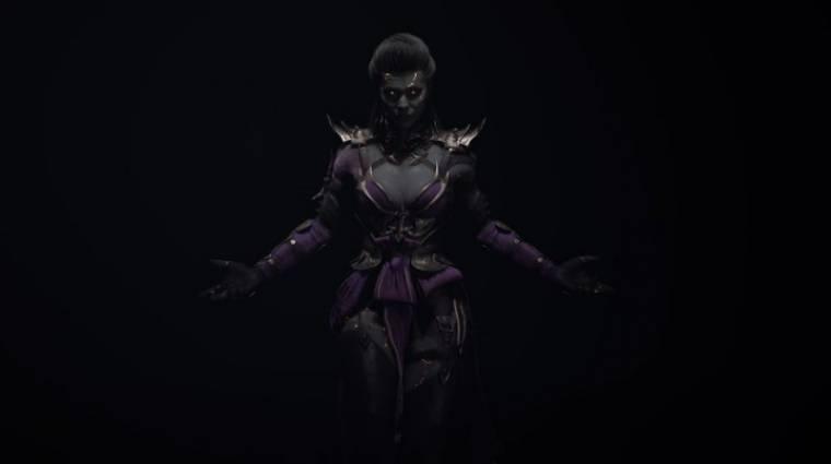 Mortal Kombat 11 - félelmetesen fog kinézni Sindel bevezetőkép
