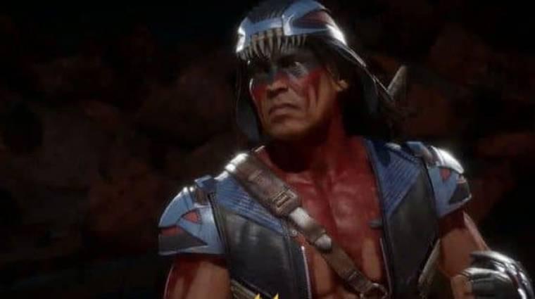Mortal Kombat 11 - kiszivárgott, mikor érkezik Nightwolf? bevezetőkép