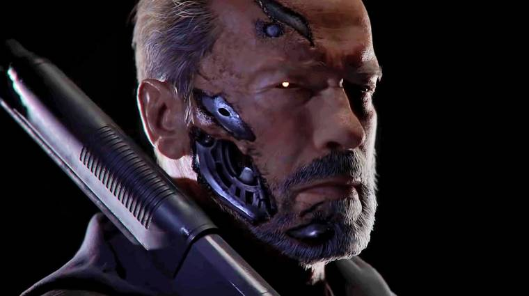 Mortal Kombat 11 - végre bunyó közben is láthatjuk a Terminatort bevezetőkép
