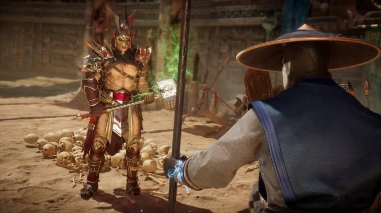 A Mortal Kombat 11 fejlesztői egymásnak ugrasztanák a PS4-es és az Xbox One-os játékosokat bevezetőkép