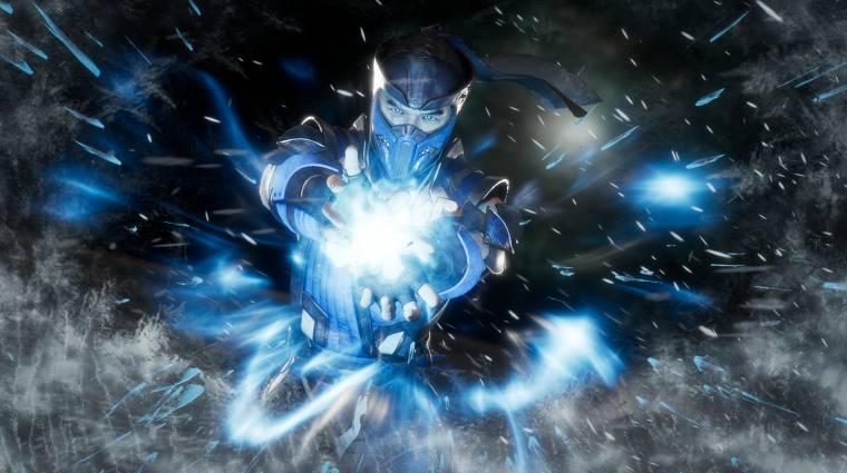 Újabb eladási mérföldkövet lépett át a Mortal Kombat 11, hamarosan tovább bővül a játék bevezetőkép