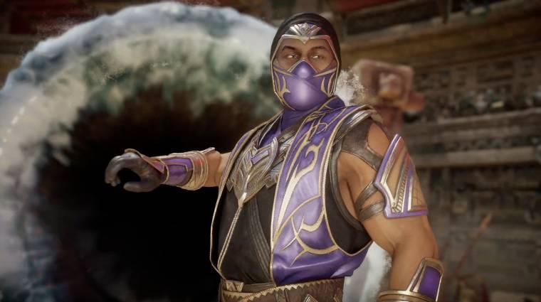 Így harcol Rain a Mortal Kombat 11-ben bevezetőkép