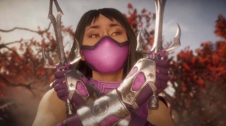 Így harcol Mileena a Mortal Kombat 11-ben bevezetőkép