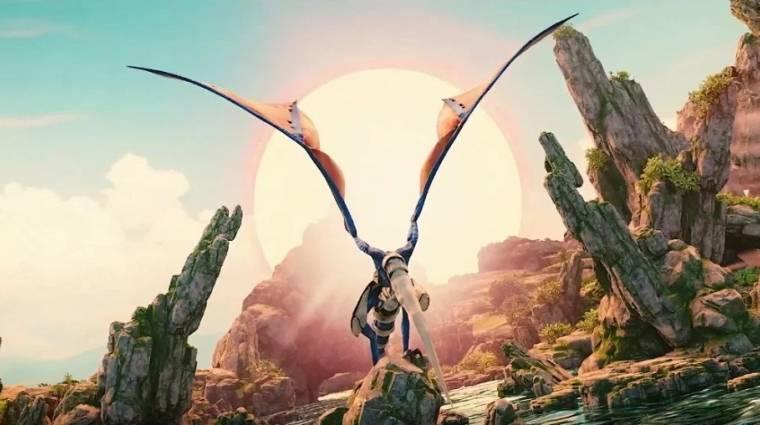E3 2019 - Nintendo Switchre jön a Panzer Dragoon remake bevezetőkép