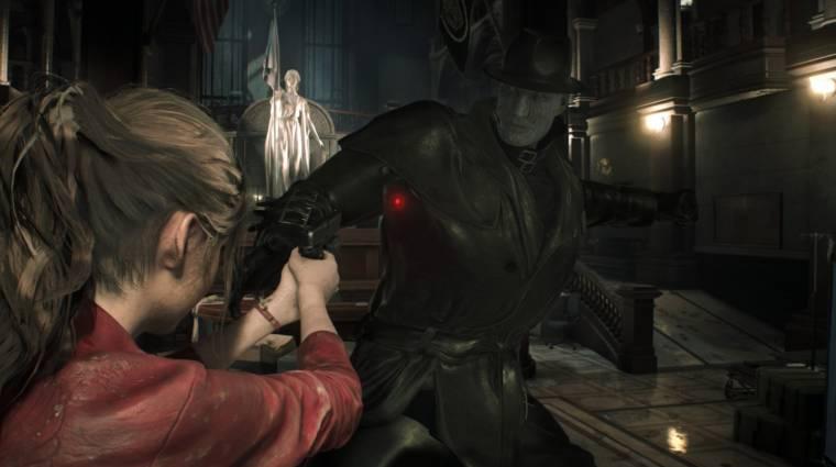 Resident Evil 2 - már több mint egymilliószor töltötték le a demót bevezetőkép
