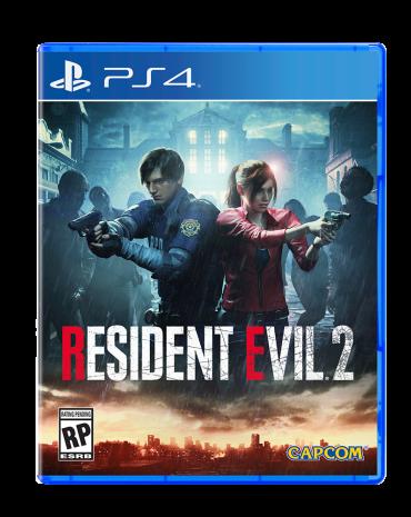Resident Evil 2 Remake kép