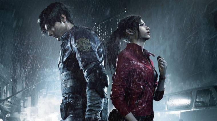 Íme a Netflix élőszereplős Resident Evil sorozatának szereplőgárdája bevezetőkép