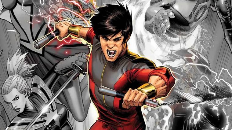 Shang-Chi filmet készíthet a Marvel bevezetőkép