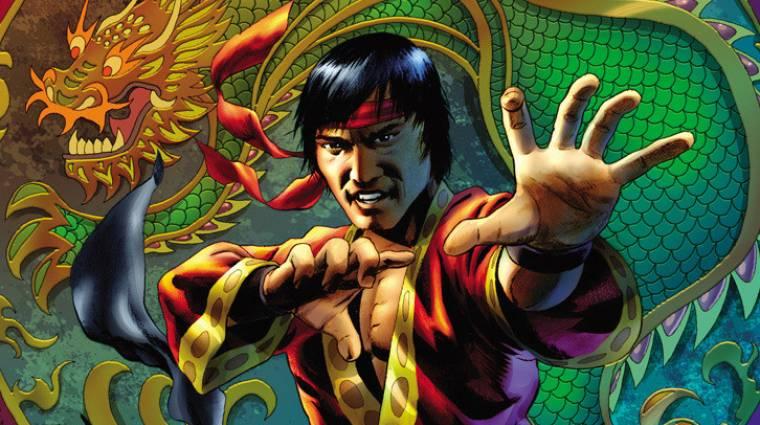 Shang-Chi - megvan a rendező és az író bevezetőkép