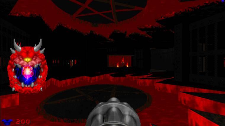 John Romero a Twitchen streamelte a Doom Sigil első két pályáját bevezetőkép