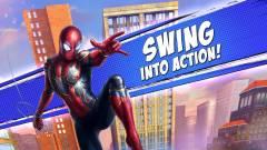 Leáll a Spider-Man: Unlimited kép