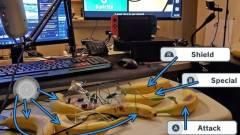 Super Smash Bros. Ultimate - nyugalom, banánnal is lehet játszani kép