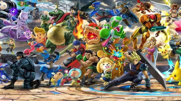 Super Smash Bros. Ultimate játékosoknak hozott létre ösztöndíjat az egyik amerikai egyetem bevezetőkép