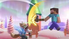 A Super Smash Bros. Ultimate következő harcosa a Minecraft főszereplője lesz kép